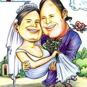 ازدواج عروس داماد